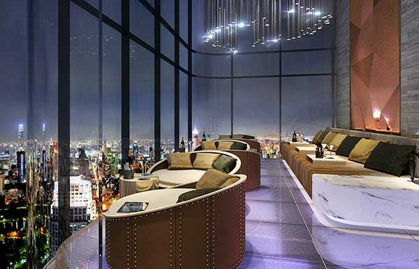 Ashton-Chula-Silom-Bangkok-condo-for-Business-Lounge