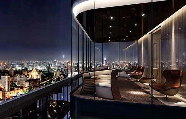 Ashton-Chula-Silom-Bangkok-condo-for-business-center