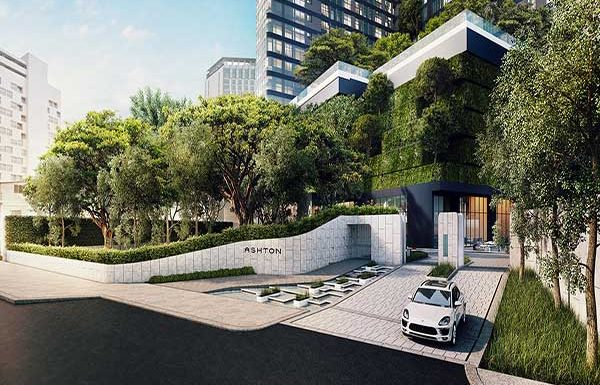 Ashton-Chula-Silom-Bangkok-condo-for-entrance