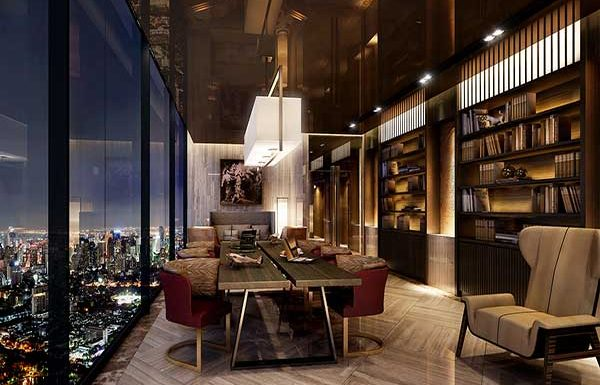 Ashton-Chula-Silom-Bangkok-condo-for-library