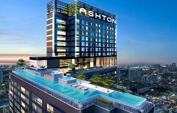 Ashton-Chula-Silom-Bangkok-condo-for-swimming-pool-jacuzzi-onsen